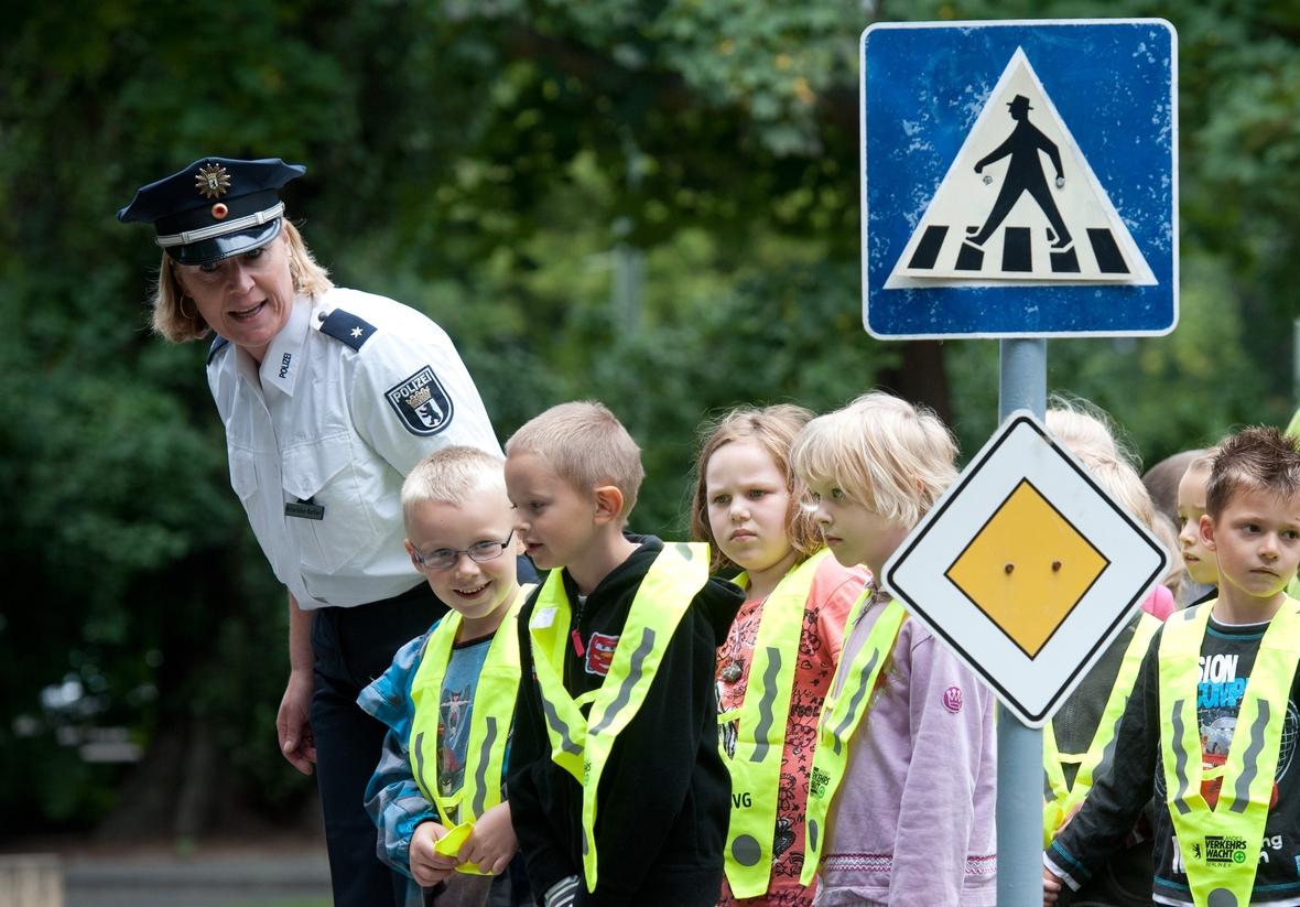 Polizei Für Kinder Erklärt