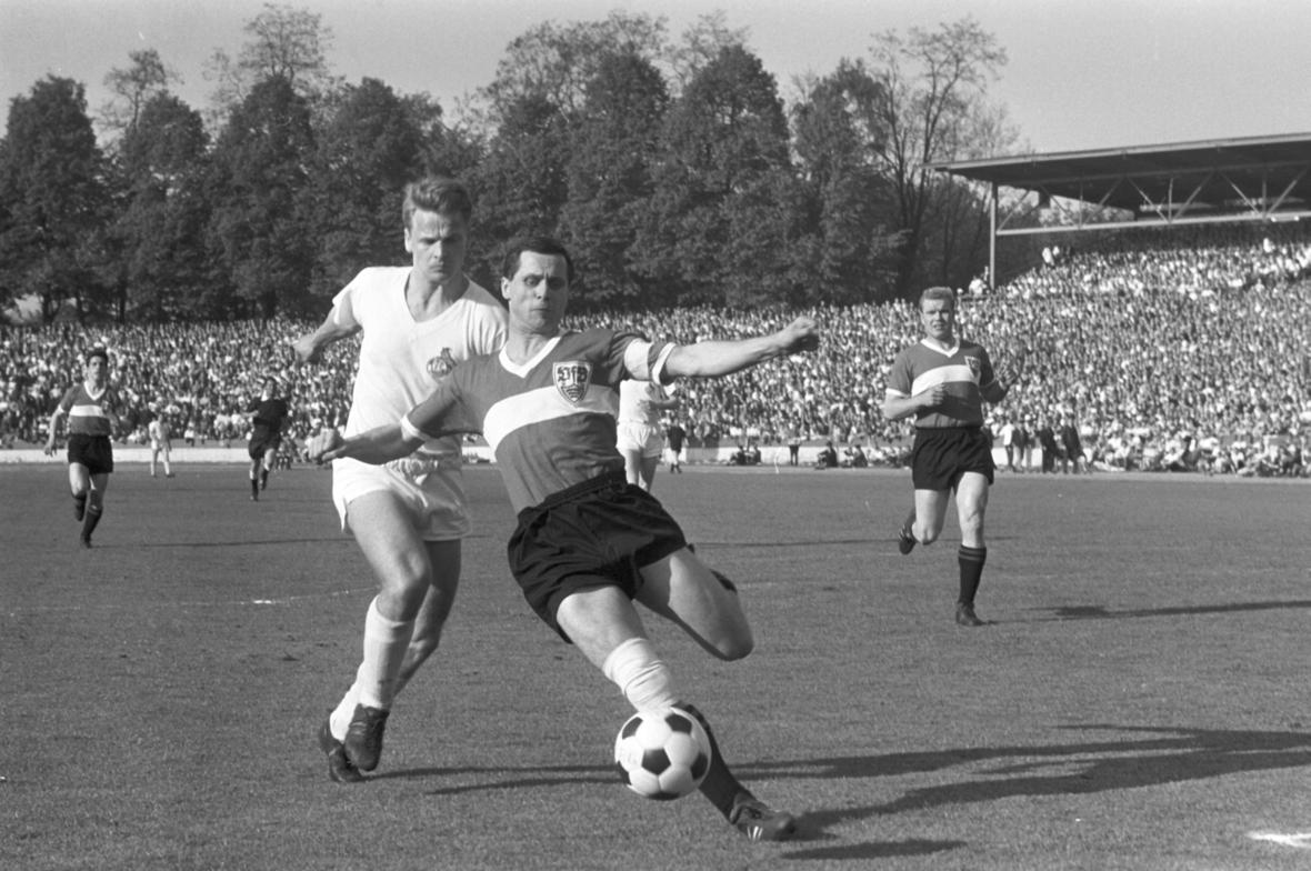 Fußball Bundesliga 1963