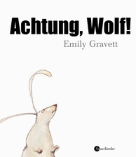 Cover: Achtung, Wolf!