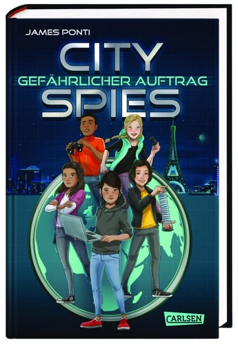 Cover: City Spies