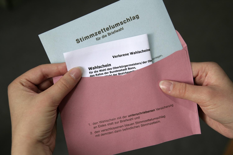 Briefwahl Beantragt Trotzdem Wahllokal